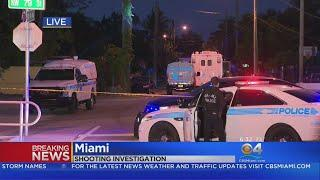 Deadly Overnight Shooting In Miami