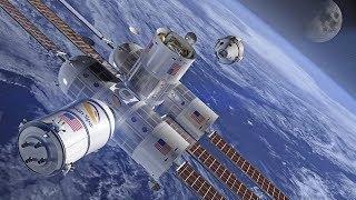 2021 तक खुल जाएगा अंतरिक्ष में होटल| 'Luxury Space Hotel' to Launch in 2021|Space Hotel|Aurora