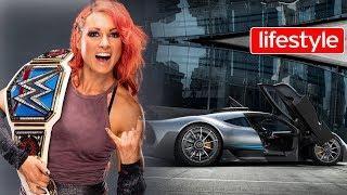 Becky Lynch Luxury Lifestyle & Biography