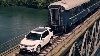 2019 Land Rover Discovery - Test Off-road Experience