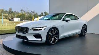 Polestar 1 - Design - Pebble Beach '18 | Everyday Driver
