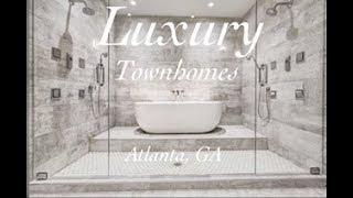 (Luxury Living) New Construction Town-homes in Atlanta, GA
