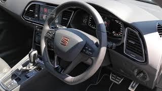 SEAT Leon Cupra Lux 290 DSG!