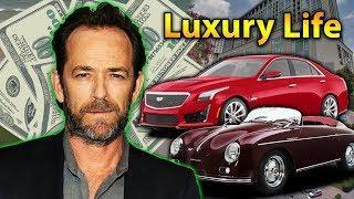Luke Perry Luxury Lifestyle | Bio, Family, Net worth, Earning, House, Cars
