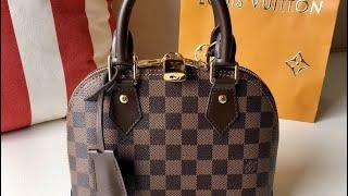 LOUIS VUITTON ALMA BB BAG UNBOXING AND REVIEW | SARAH KYOLA