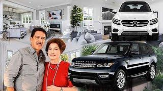 THE RICH LIFE OF TITO SOTTO SHOWCASING HIS NET WORTH BIOGRAPHY FAMILY MANSION HOUSE AND LUXURY CARS