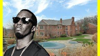 P Diddy House Tour $8000000 Mansion Luxury Lifestyle 2018