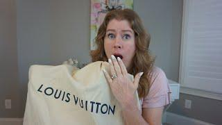 I RUINED my Louis Vuitton Bag! What NOT to do!!!