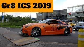 Modified Cars Leaving A Carshow - Gr8 ICS 2019 - Rocket Bunny, Liberty Walk And More