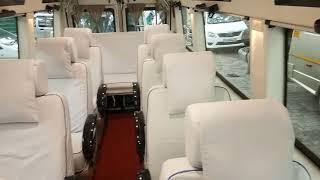 Tempo Traveller On Rent Luxury