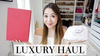 LUXURY SALE UNBOXING + DESIGNER SALE ROUND UP