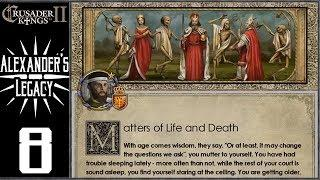 CK2: Lux Invicta - Alexander's Legacy #8 - ETERNAL LIFE? (RARE EVENT, VERY RARE, WOW)