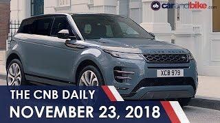 2020 Range Rover Evoque | Tata Harrier | BMW Cars