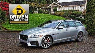 2018 Jaguar XF Sportbrake Car Review