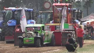 TWD Demo Anholt Tractor Pulling 2018 by MrJo