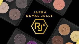 JAFRA ROYAL Luxury Eyeshadows, Blushes and Highlighters