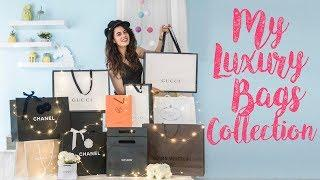 My Luxury Bags Collection + GUCCI Giveaway!