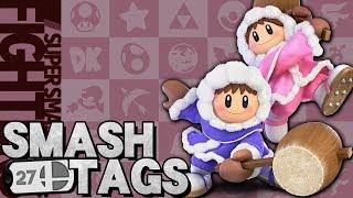 Ice Climbers Are TOO COLD! - ELITE Smash Tags #27 (Super Smash Bros. Ultimate)
