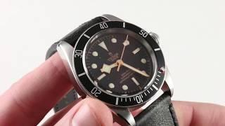 Tudor Heritage Black Bay 79230 Luxury Watch Review