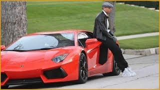 Chris Brown's Luxury Car Collection.