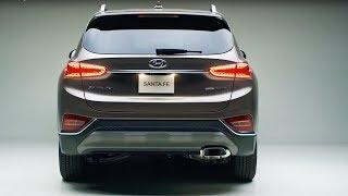Hyundai Santa Fe 2019 : All New 2019 Hyundai Santa Fe Ultimate Technologically Advanced SUV