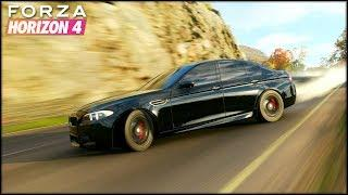 MARTISOR VS M5   Forza Horizon 4   LiveStream#13