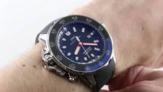 IWC Aquatimer Deep Two DEPTH GAUGE IW3547-02 Luxury Watch Review