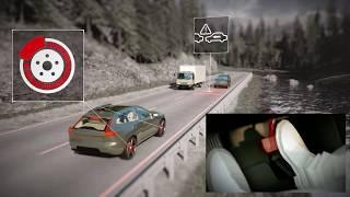 Amazing safety feature of Volvo XC40 - European Car of the Year