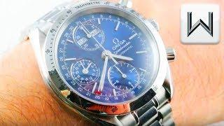Omega Speedmaster Day Date (3521.80.00) Luxury Watch Review