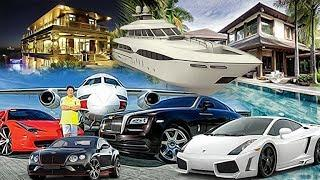 THE BILLIONAIRES LIFE OF KUYA WILL SHOWCASING HIS LUXURY MANSION AND UTRA LUXURY CAR COLLECTION
