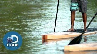 How Are Luxury Paddleboards Made? | How Do They Do It?