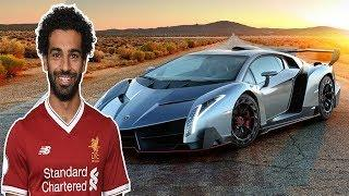 Mohamed Salah Luxury Car Collection