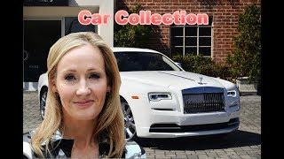 JK Rowling Car Collection