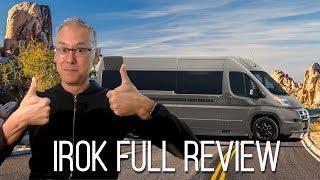 Full Review | 2019 Fleetwood IROK | Luxury Class B Camper Van For Under $100k