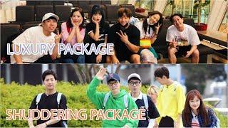 Running Man Filming - Luxury Package In Switzerland or Shuddering Package In UK?