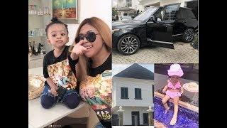 Actress, Mimi Orjiekwe's Adorable Daughter, Beautiful Home And Luxurious Cars