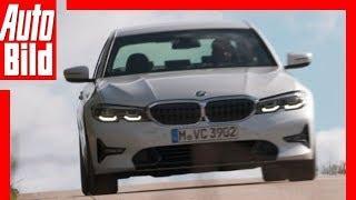 BMW 3er (2018) 320d - Diesel Review / Test / Fahrbericht