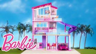 Barbie Dreamhouse Luxury Home and Room Tour   Barbie