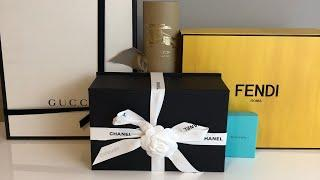 Luxury Haul Unboxing! Chanel, Fendi, Gucci and Burberry!!!