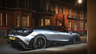 THE KING OF DUBAI SHUTS DOWN LONDON IN HIS $1,000,000 MANSORY MCLAREN 720S