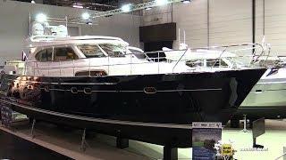 2019 Elling e6 65ft Luxury Motor Yacht - Deck and Interior Walkaround - 2019 Boot Dusseldorf