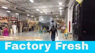 Factory Fresh - Luxe luxury 5th wheel