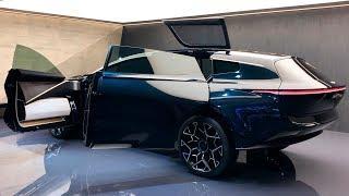 Lagonda All-TERRAIN - Fully Electric Luxury SUV