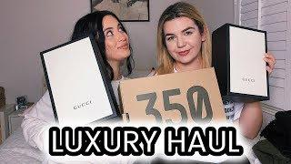 HUGE LUXURY FALL HAUL | TAMANDYAN