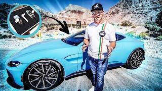 Did Aston Martin Finally Make a Good Car ??!! #VANTAGE