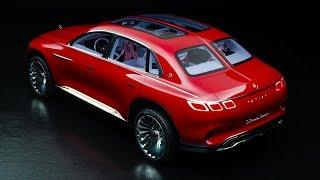 Vision Mercedes-Maybach Ultimate Luxury - Luxurious Dream Car!