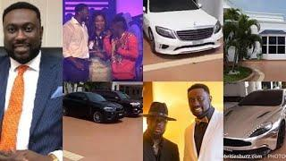 Luxurious cars & powerful mansion of Sledge, the guy who bought the Reign Album for GHC150k