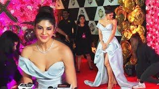 Jacqueline Fernandez At Lux Golden Rose Award 2018