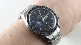 "Omega Speedmaster Moonwatch ""Silver Snoopy 2003"" 3578.51.00 Luxury Watch Reviews"