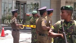 Sri Lanka: Two luxury hotels in Colombo destroyed by deadly blasts